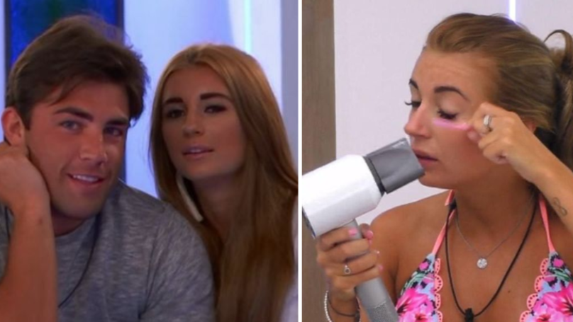 Love Island 2018: Dani Dyer Debuts Her New Brunette Locks In The Villa