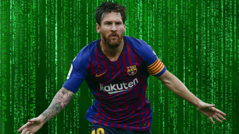 Former Barcelona Manager Luis Enrique: 'Lionel Messi Is Like The Matrix'
