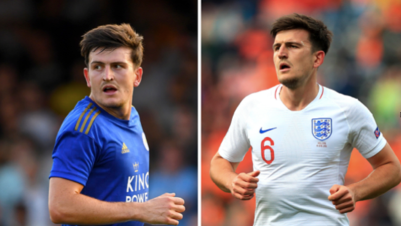 What You Didn't Know About Manchester United's New Signing Harry Maguire... Including His Real Name