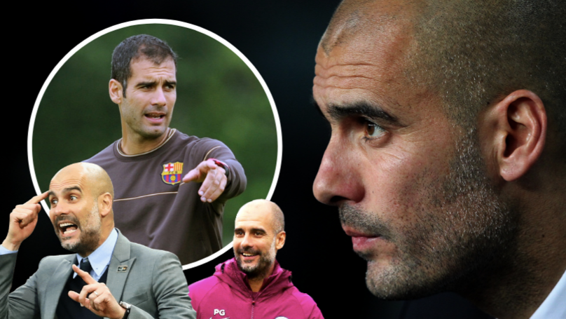 12 Years Ago, Pep Guardiola Took His First Step Into Management