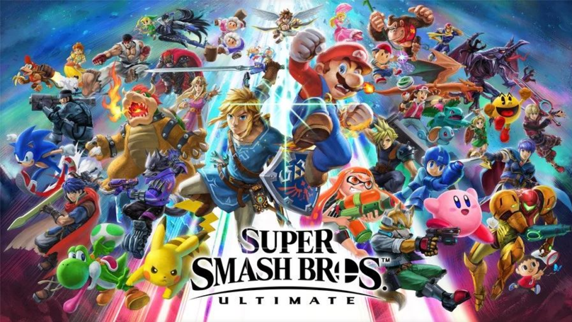 'Super Smash Bros. Ultimate' Becomes UK's Fastest-Selling Nintendo Switch Game