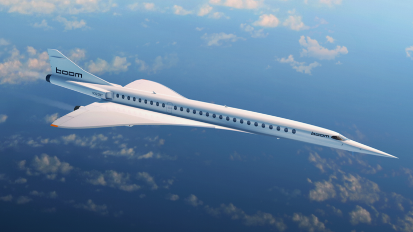Plane That Can Fly From London To New York In 3.5 Hours Is One Step Closer