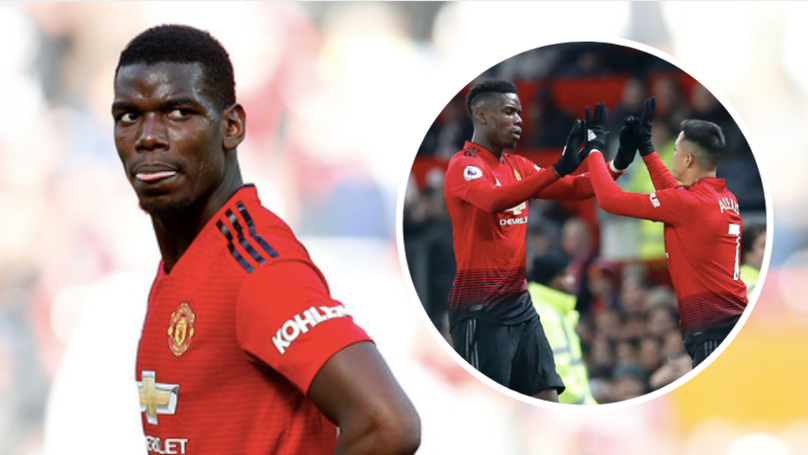 Man Utd Will Try And Tempt Paul Pogba To Stay With £500k A Week Contract