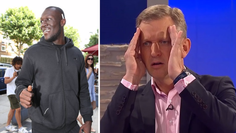 Stormzy Randomly Appeared On Jeremy Kyle And Fans Couldn't Handle It
