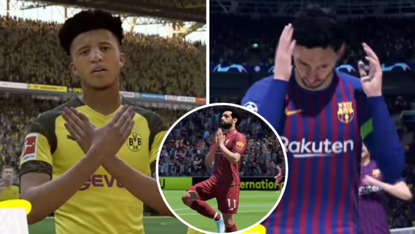 FIFA 20's 'New Celebration Tutorial' Will Be Crucial To Watch Before Playing Your Mates