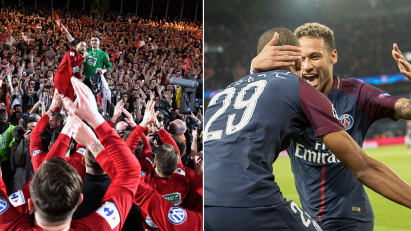 Meet The French Third Division Side Who Will Play PSG In The French Cup Final
