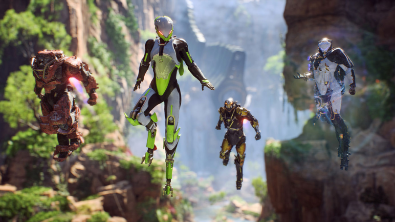EA Is Backing BioWare To Make 'Anthem' Special And Great, Eventually