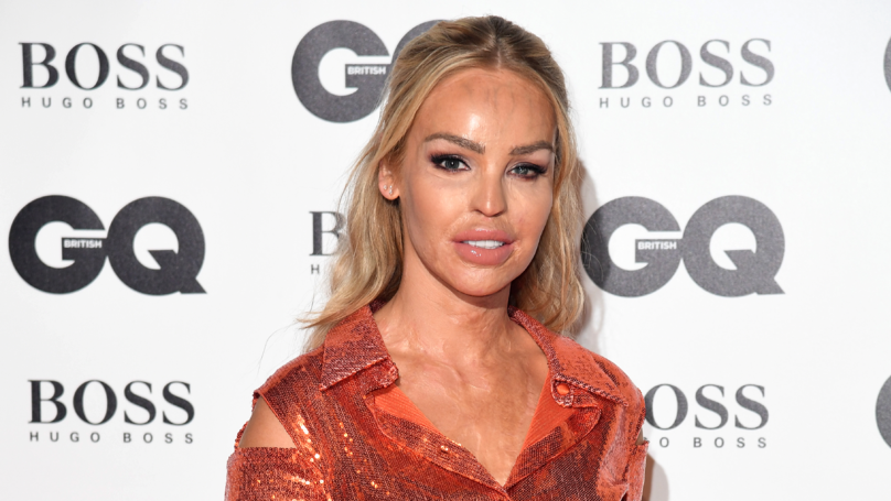 Katie Piper's Acid Attacker Stefan Sylvestre Released From Prison