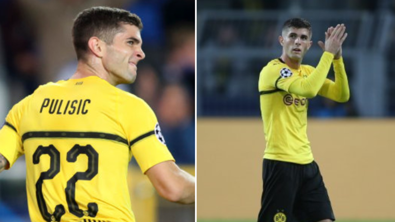 Borussia Dortmund Eyeing Up Brilliant Replacement For Christian Pulisic