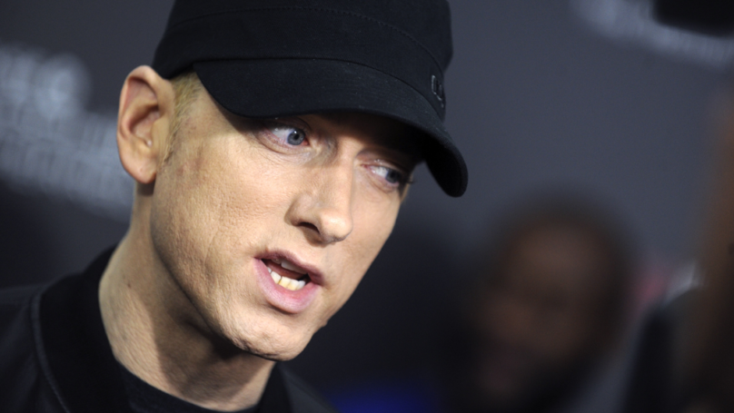 Eminem Fans Left 'Struggling To Breathe' At Twickenham Stadium During 'Crush'