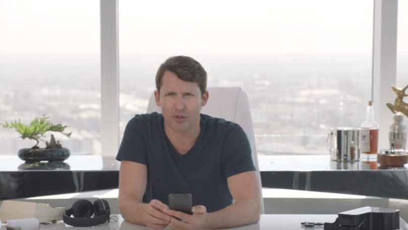 James Blunt Ripping Into People's Tinder Profiles Is Beautiful