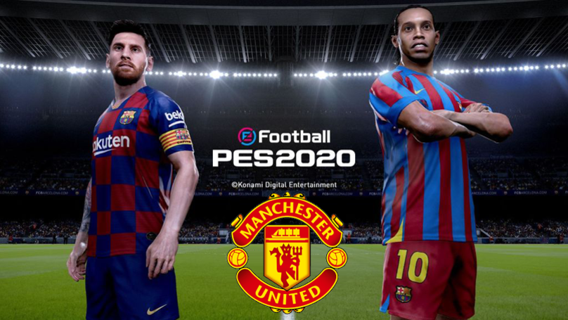 PES 2020 Adds Manchester United To Licensed Teams On Playstation, XBOX and PC