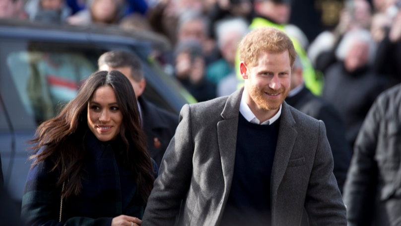 Prince Harry Is Inviting Two Of His Exes To His Wedding