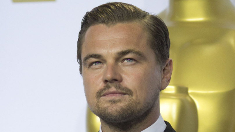 ​Leonardo DiCaprio's Got A New Girlfriend And She's A Model, Obviously