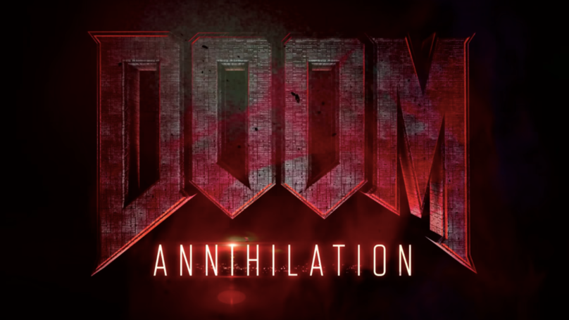 There's A New 'DOOM' Movie Coming, And It Looks Hellishly Bad