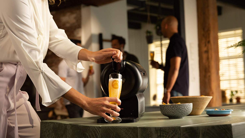 You Can Buy A Mini Beer Keg For Your Kitchen On Amazon