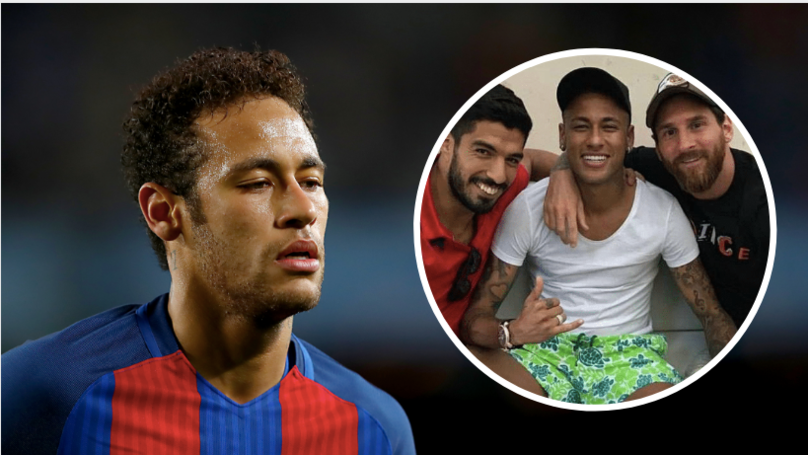 "Neymar Wants A Return To Barcelona And Admits ""I Do Not Want To Play More In PSG"""