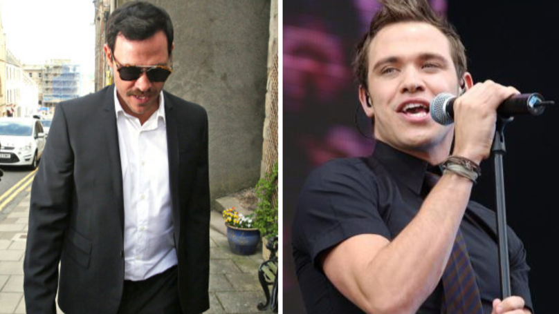 Singer Will Young Handed Driving Ban Following Car Crash