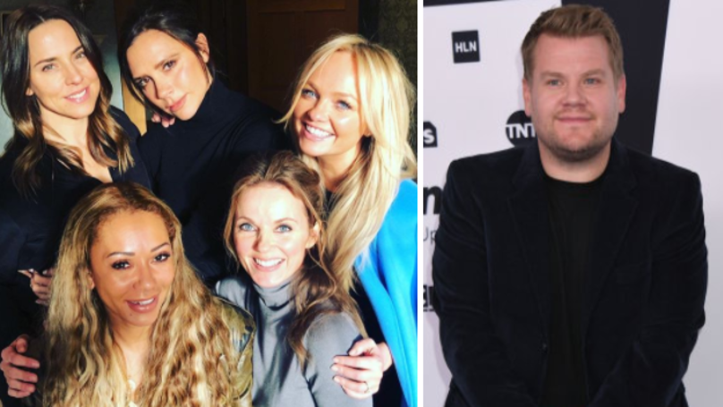 Emma Bunton Is Up For A Spice Girls Carpool Karaoke