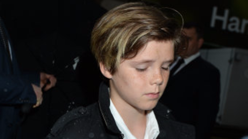 Fans Are Divided Over Cruz Beckham's Weightlifting Video