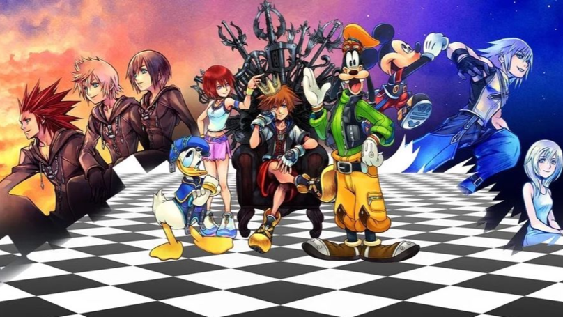'Kingdom Hearts: The Story So Far' Is A Full Retelling Of The Classic Series