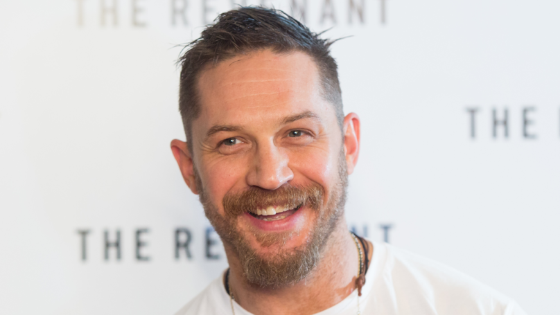 Tom Hardy Shared A Photo Remembering His Dog And It's Heart Warming