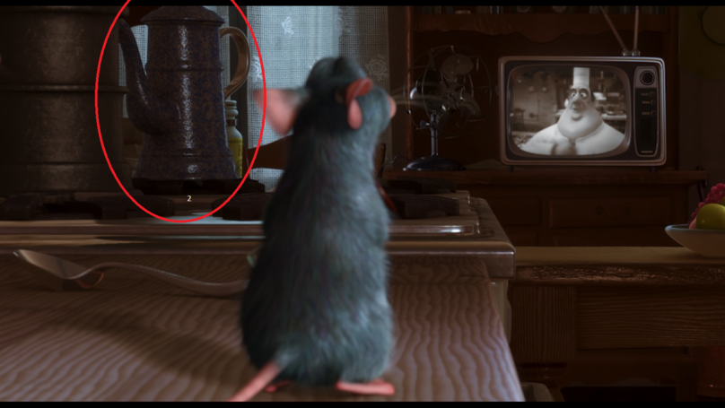 ​A Mind-Blowing 'Ratatouille' Fan Theory Has Been Doing The Rounds
