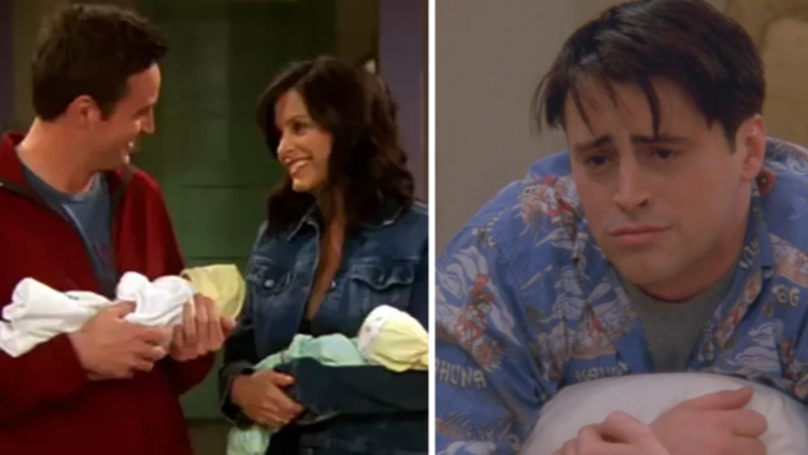Fans Think The Ending Of Friends Was Actually Quite Dark