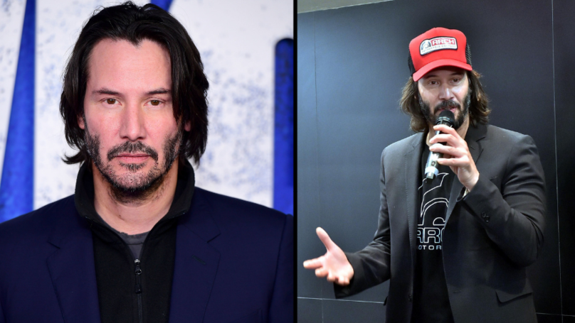 Keanu Reeves Has Been Secretly Donating Millions To Children's Hospitals For Years
