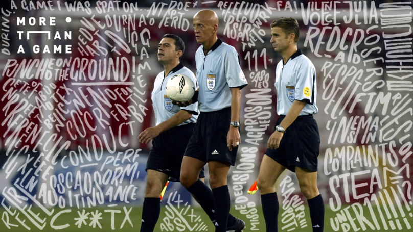 Football's Abuse Of Its Own Referees: Our Unrecognised Failure