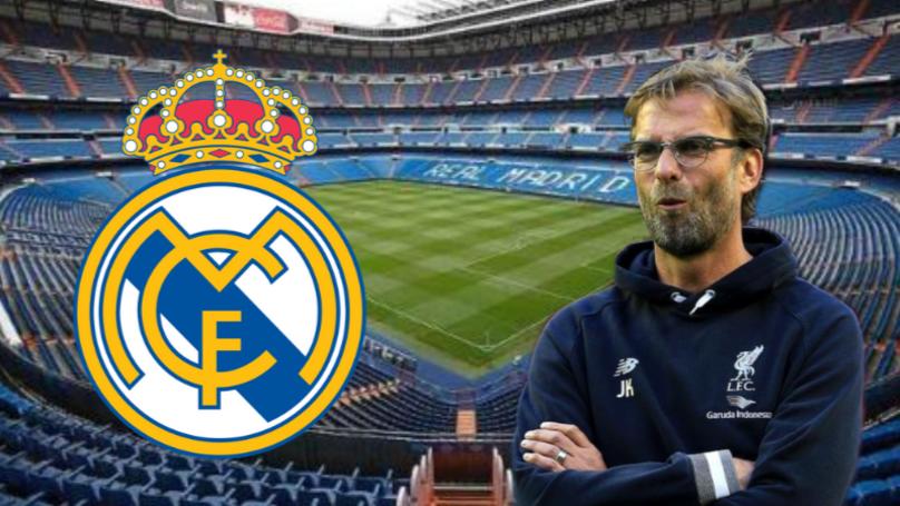 Jurgen Klopp Tops Real Madrid's Wishlist To Replace Santiago Solari