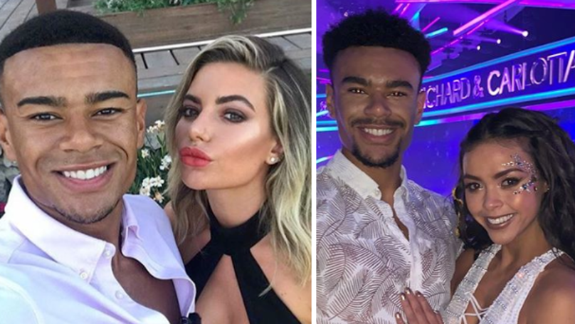 Megan Barton-Hanson Accuses Wes Nelson's 'Dancing On Ice' Partner Of Tactical Break Up