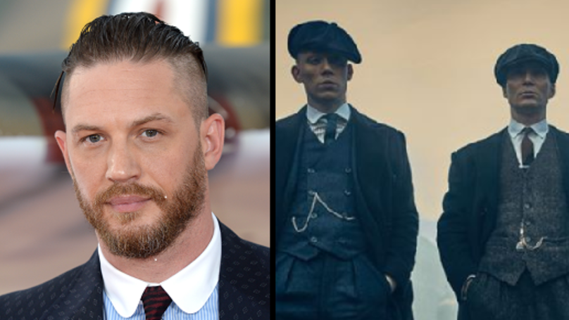 Tom Hardy And 'Peaky Blinders' Team Working On New BBC Show