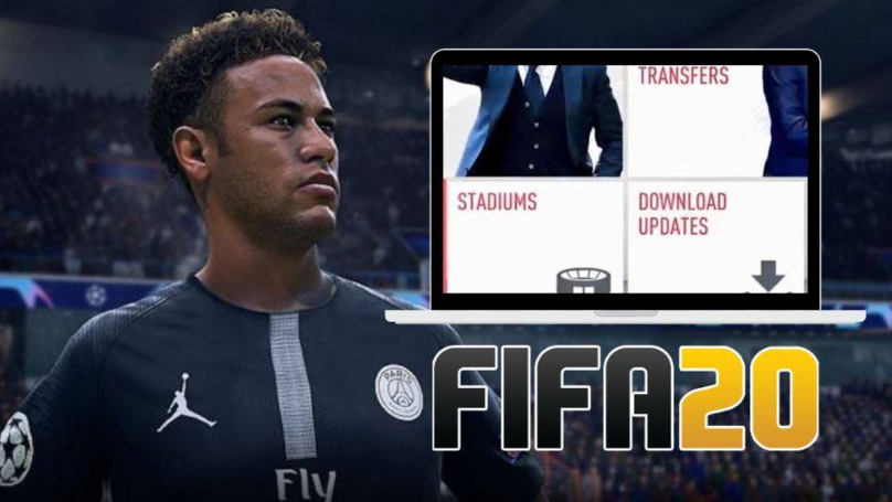 Fans Are Furious At How FIFA 20's 'Leaked' Menu Screen Is Almost Identical To FIFA 19's
