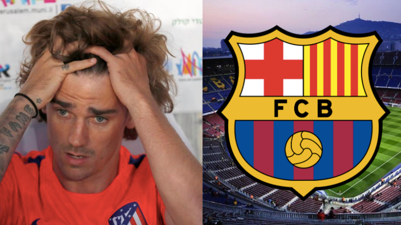 Barcelona To Snub Antoine Griezmann And Trigger Spanish Player's €120m Release Clause Instead