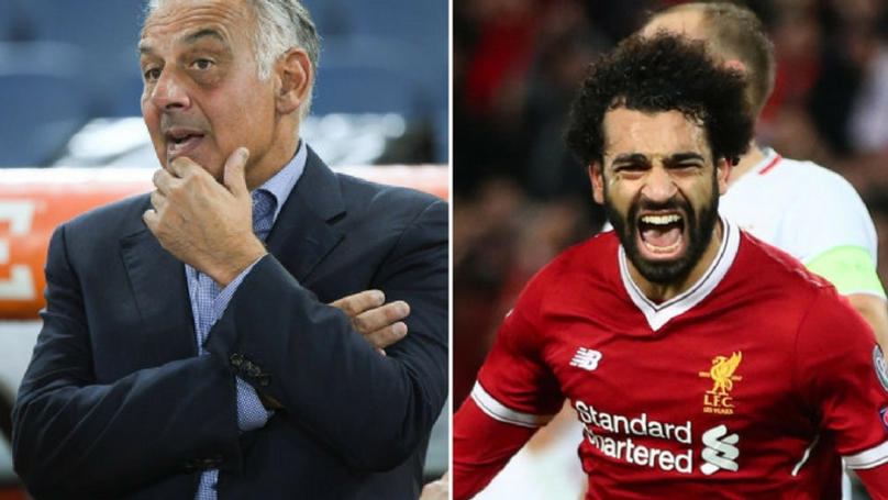 Liverpool Owner Thought He 'Overpaid' For Salah, Says Roma Owner