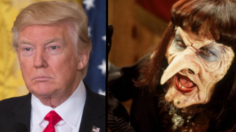 Witches Are Planning A Mass Cursing Of Donald Trump