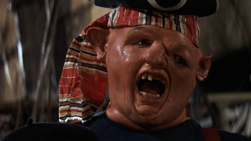 ​The Tragic Story Of The Guy Who Played Sloth In 'The Goonies'