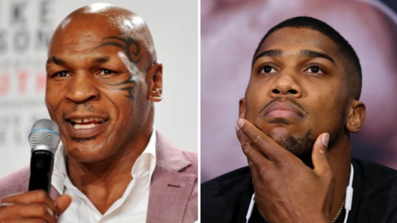 Mike Tyson Asked If He Would Beat Anthony Joshua In His Prime