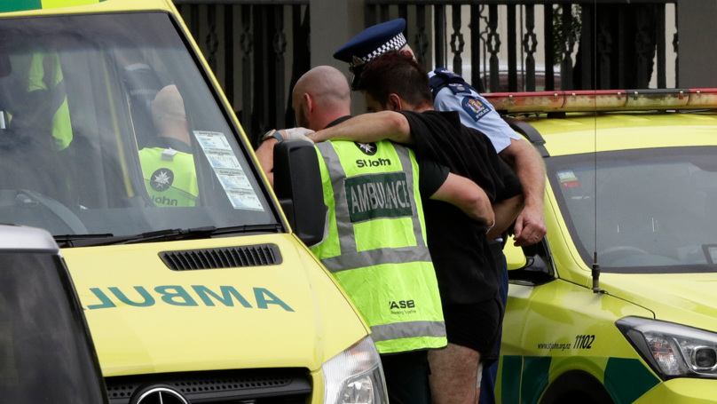 A Gunman Has Opened Fire On A Packed Mosque In New Zealand