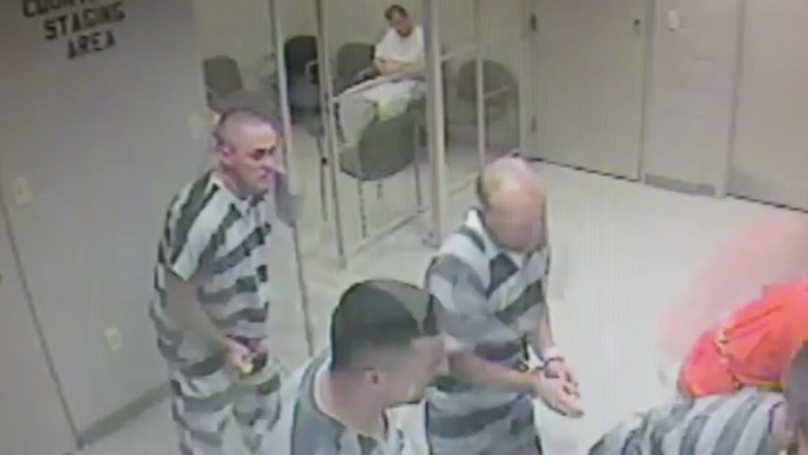 Guard Speaks Out After Prisoners Escape To Save His Life