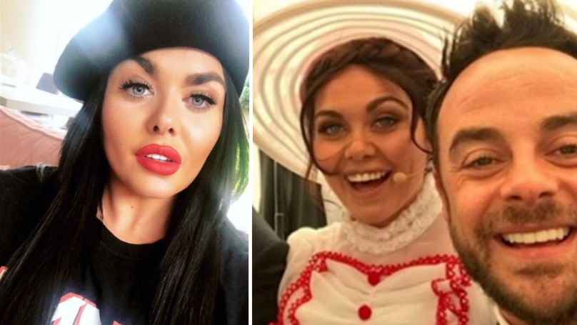 Scarlett Moffatt Could Replace Ant McPartlin On I'm A Celeb