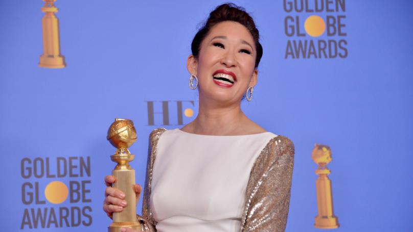 Sanda Oh Has Finally Won A Golden Globe For 'Killing Eve'