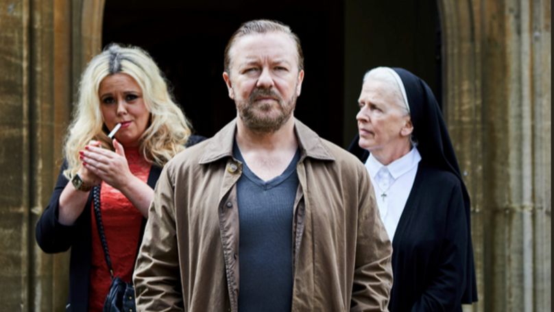 Ricky Gervais Confirms He's Already Planning After Life Season 2