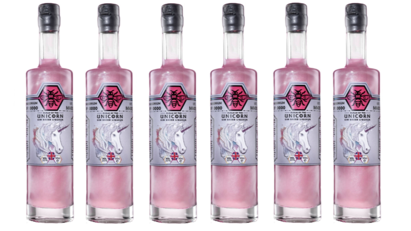 JD Wetherspoon Now Stocks Shimmering Pink Unicorn Gin