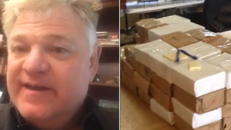 Man Paid $500 For Storage Unit And Found $7.5 Million Inside