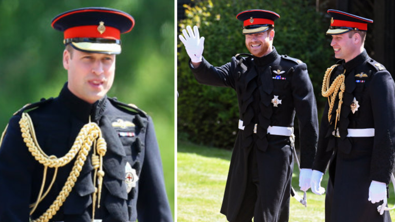 Prince William Suffered A Wardrobe 'Fail' At Royal Wedding