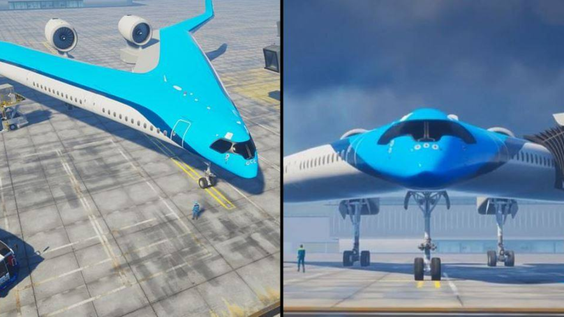 New Flying V-Plane Gets Test Flight This Year And Could Change Air Travel Forever