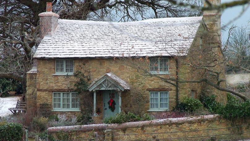 The Cottage That Inspired Christmas Classic 'The Holiday' Is Up For Sale