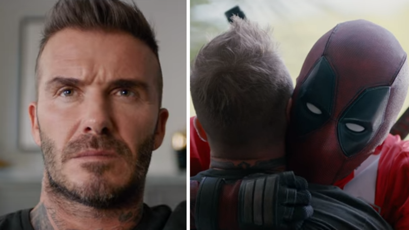 Deadpool Finally Apologises For David Beckham Joke